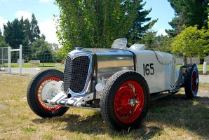 1935 Ransley Riley Special by Mad-Murphy