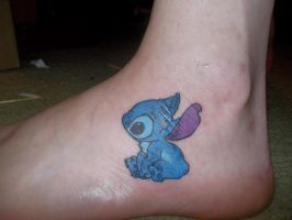 Tattoos:Stitch by SweetPoison6292