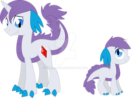 Gem Refrence Vector by SketchyStars