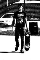 Skater Boy. by MonkeyJuice-7