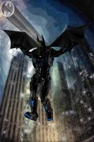 Thecno Batman by hiram67