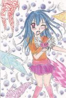 Bubbles and Hearts by lovingtenshi