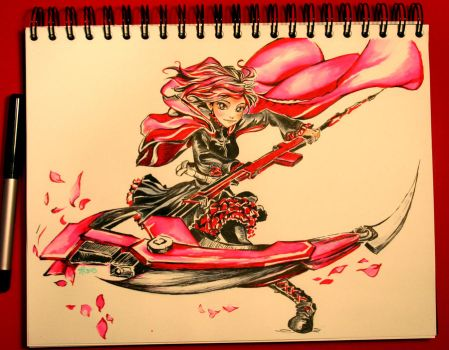 Ruby by polar1303