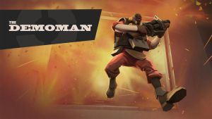 Demoman by colemyxbox360