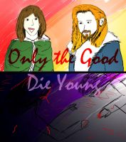 Only the good by zutara-canon
