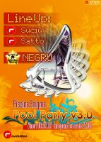 flyer Dj Negru PoolParty v3 by semaca2005
