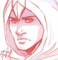 Altair doodle by JKL17