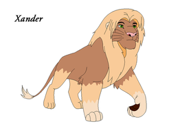 Xander by Wild-Animal-Reserve
