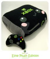 X360 ELITE Plush Edition by kickass-peanut