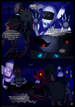 Tryst - short comic 2/4 by Aviseya