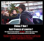 french cops love China by marv-bev