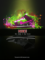 Nike Shoe by BrunoWC