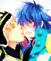 DMMd-lick by kyaptain