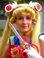 Super Sailor Moon by CatGoku