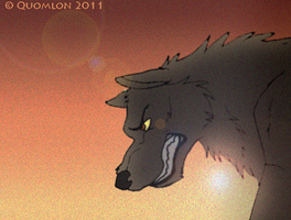 THE ALPHA by Quomlon