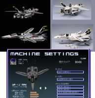 VF 0 S Macross VOXP by Chichaman