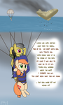 NATG 6 Day 17 - Daring Do and the Great Getaway by phallen1