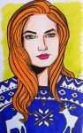 Amy Pond by seanpatrick76