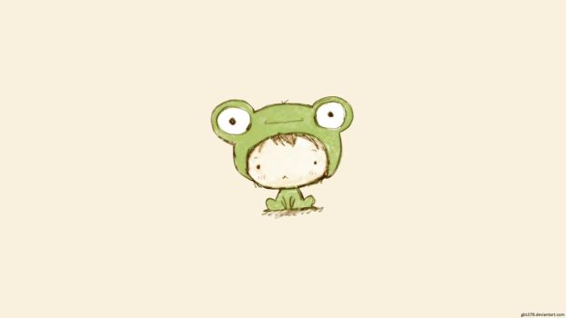 Little frog by gbL078
