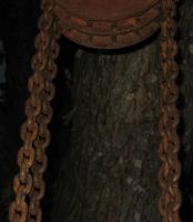 Rusty Chain 2 by stock-by-silver