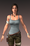 Tomb Raider 2013 LC mod (nearly done) - Part 1/4 by Sterrennacht