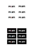 Priam - logos by michalkosecki