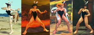 SSF4 Mods - Playboy Bunnies Collection Part 2 by Segadordelinks