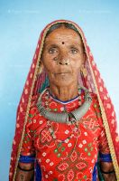 A Harijan Lady by poraschaudhary