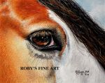 'Gypsy Vanner' - Realism by robybaer
