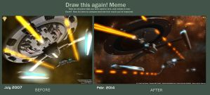 Draw this again Meme by Euderion