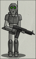 Combat Bot by LordDominic