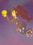 Catching a Star by AshleyMonserrat12356