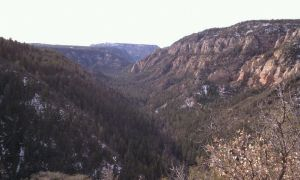 Oak Creek Canyon by ThePoisonSword