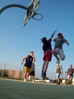 Streetball by talrash1990