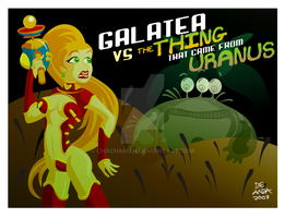 galatea vs... by chachaman