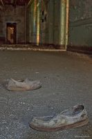 Forgotten shoes by pewter2k
