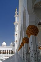 Abu Dhabi - Grand Mosque 19 by LeighWhittaker
