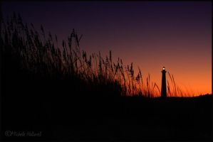 Dusk at Hatteras by pewter2k