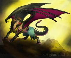 Dragondawn by Ageaus