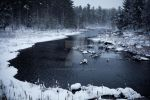 water and ice by Rohwen