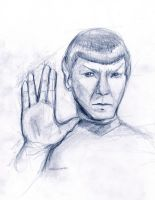 Live Long and Prosper by Ankylosaurornis