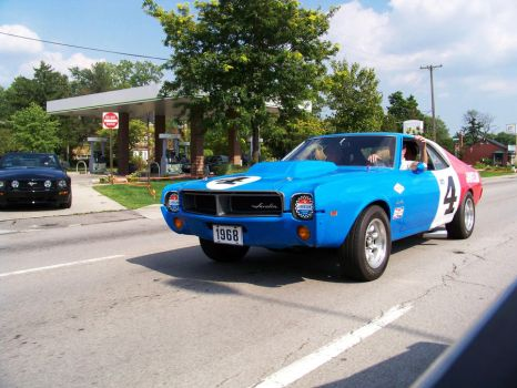 '68 Javelin Trans-Am by DetroitDemigod
