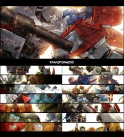 TRANSFORMERS 15 by Xiling