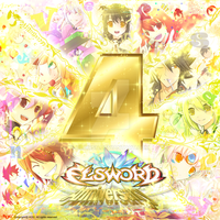 [Elsword] 4th Anniversary by ClairSH