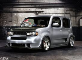 Nissan Cube by cudotworca