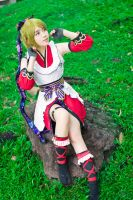 Love Live! Ninja Idolized - Hanayo by KiraHokuten