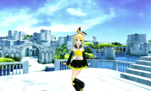 MMD Sweet Magic by ronxjunky by digitalromance77