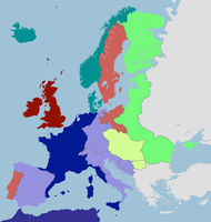 Napoleonic Europe 2014 by coldblood11