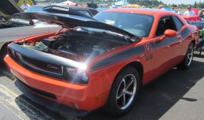 2009 Dodge Challenger T/A by zypherion