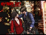 Ada and Leon by AliceCroft